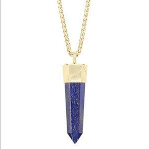 KENDRA SCOTT Jayce Natural Lapis Lazuli Neckace